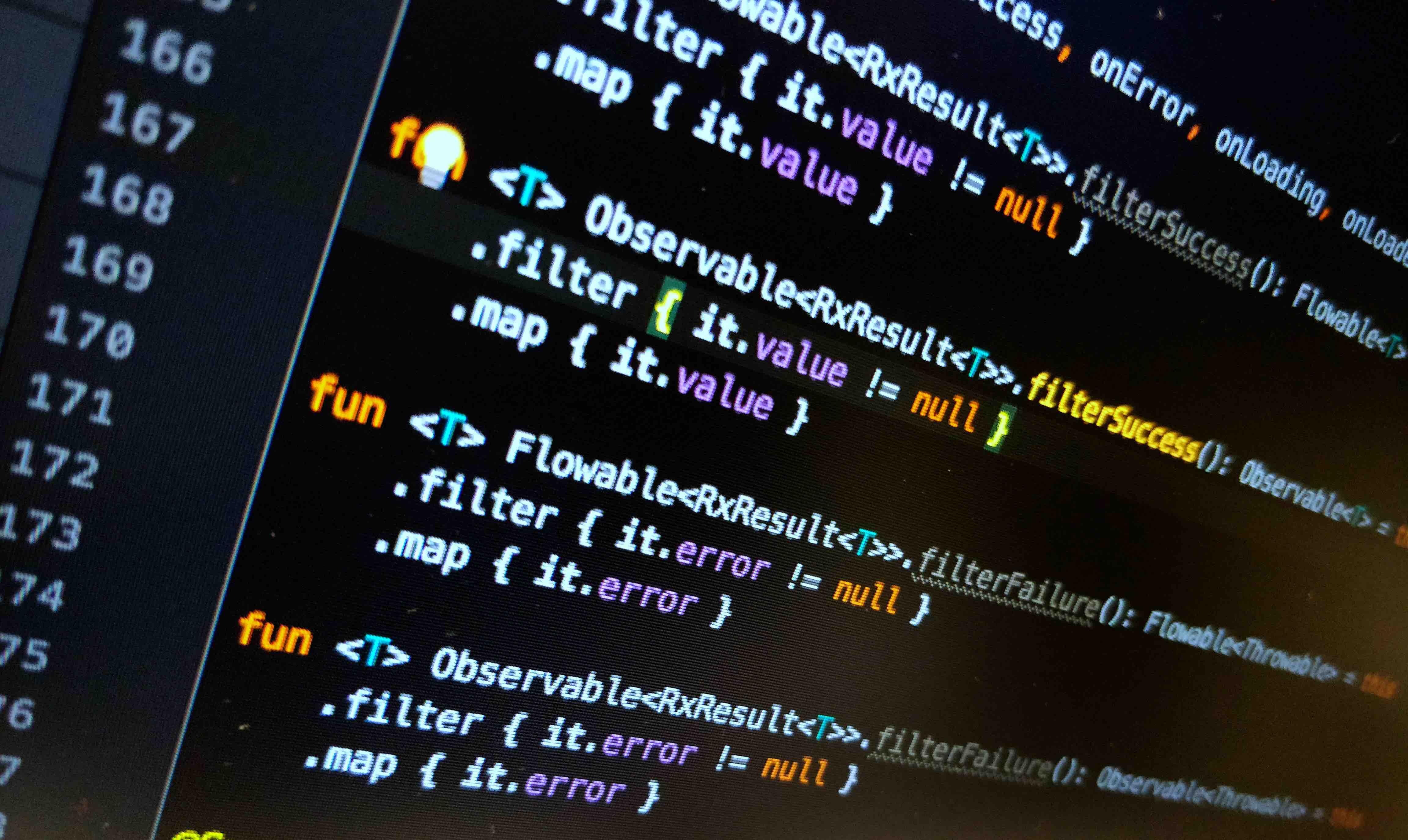 kotlin code