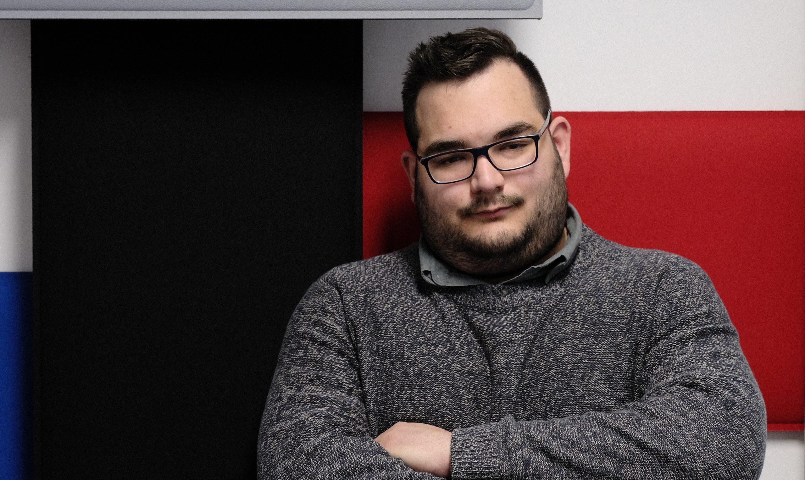 Mattia Pettenuzzo MOLO17