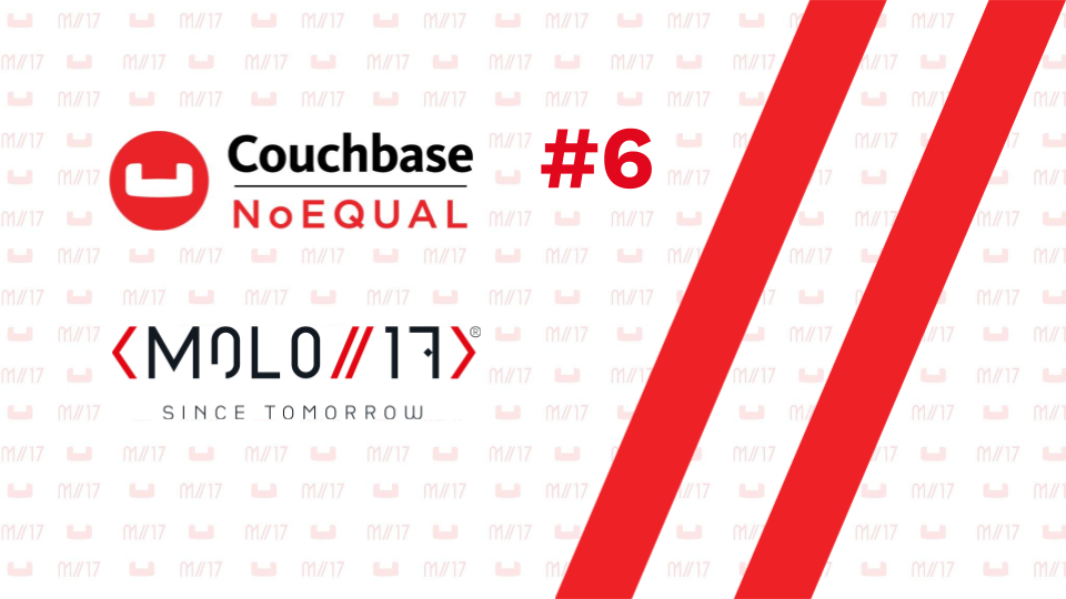 Article number 5 of MOLO17 about Couchbase for the web