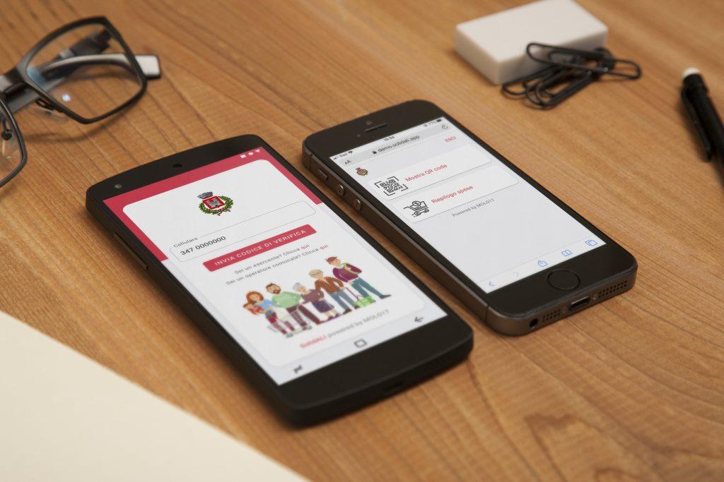 L'app SolidALI del Comune di San Vito al Tagliamento (PN)