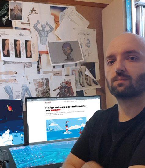 Dario Visaggio Human Code MOLO17