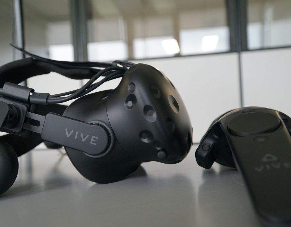 AR/VR reality app development