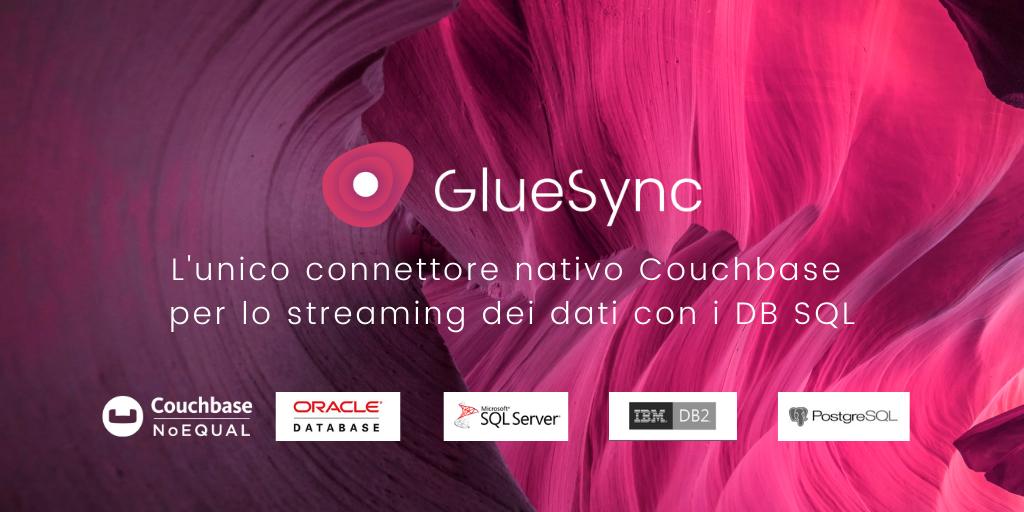 GlueSync connettore Couchbase