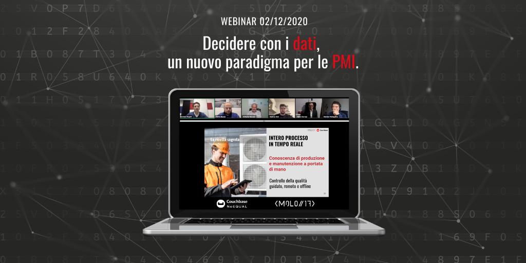 decide con i dati PMI webinar