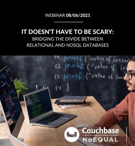 Webinar Couchbase USA MOLO17