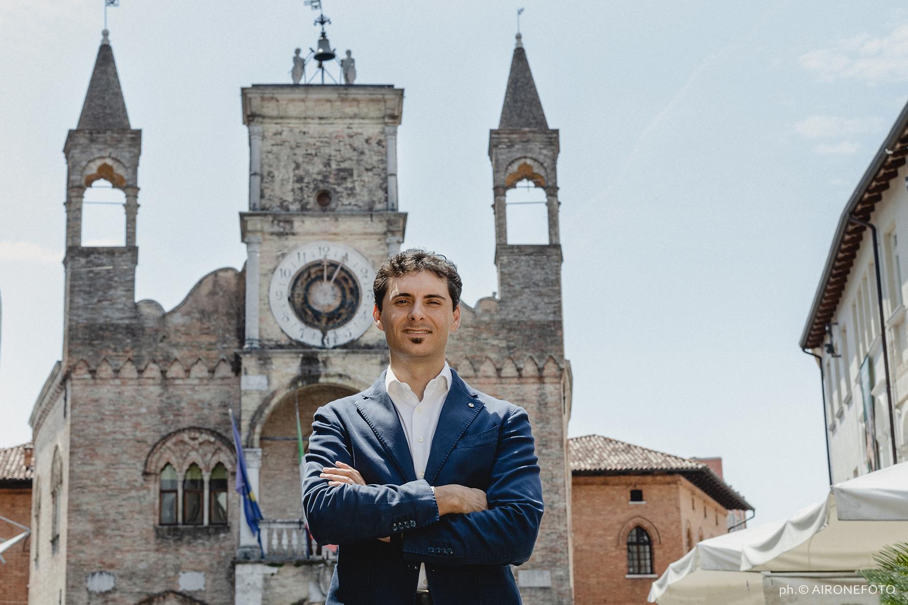 Daniele Angeli MOLO17 Pordenone
